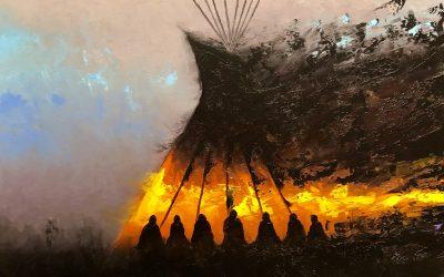 Featured Artist – Timothy Tate Nevaquaya