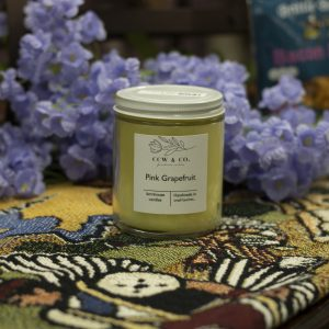 Pink Grapefruit Candle by CCW & CO