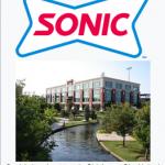 Sonic headquarters in Oklahoma City