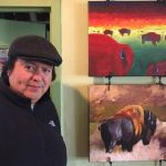 Featured Artist at the Garis Gallery of the American West