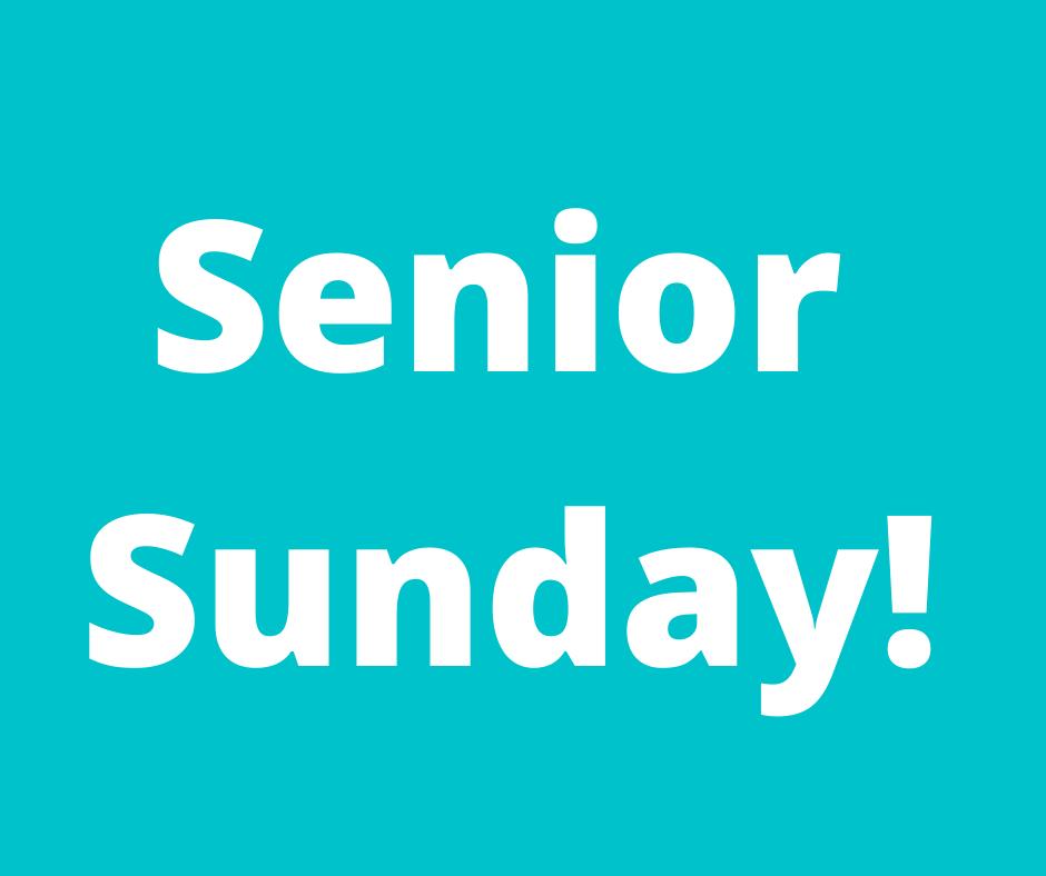 Free admission for seniors